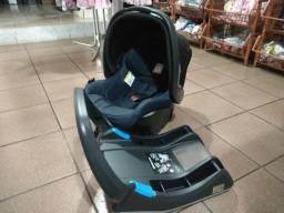 Bebê conforto+ base veicular  peg perego importado italiano
