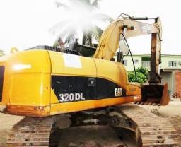Escavadeira CAT 320 320D 320DL