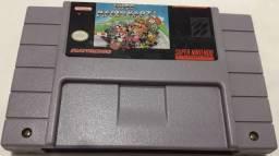 Super Mario Kart Original Super Nintendo