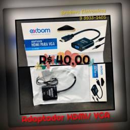 Adaptador Hdmi / VGA