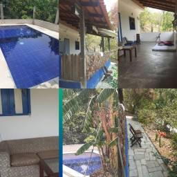 Casa chalé com piscina Pirenópolis na promoções