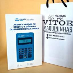 Maquina de Cartão Point Mini Bluetooth - Últimas unidades
