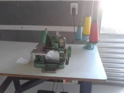 Máquina overlock semi industral