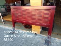 Cabeceira de box Queen Size