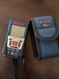 Trena Bosch GLM 250 VF / laser Profissional