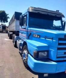 Scania 113 ano 97 Engatado