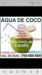 ÁGUA DE COCO COM POLPA