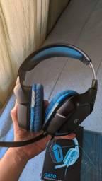 Headset Gamer Logitech g430 7.1