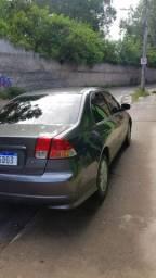 Honda Civic 2006 automático completo