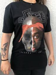 Blusa Tupac Lost