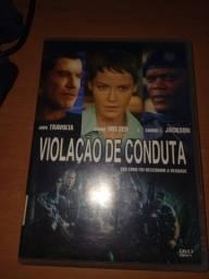 DVD Violação de conduta