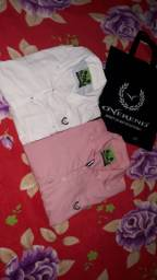 Camisas soiciais