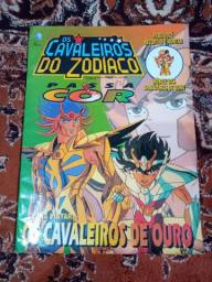 Revista dos cavaleiros do zodíaco 1994