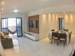 Sou um belo apartamento com três suítes e três vagas de garagem R$ 599 mil!