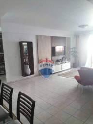 R. 2540 - Apartamento no Cabo Branco 04 Quartos sendo 02 Suítes 169m² Próximo a praia