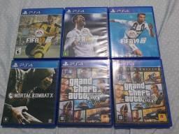 Jogos de PlayStation 4