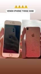 Vendo iPhone 7 rose 32gb original