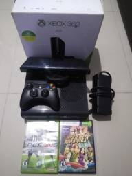 Título do anúncio: Xbox 360 impecável semi novo tudo original