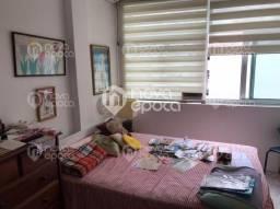 Apartamento à venda com 1 dormitórios em Copacabana, Rio de janeiro cod:CO1AP55240
