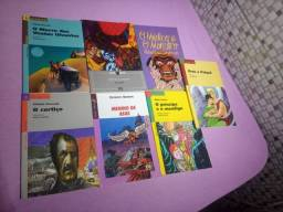 Livros escolares/clássicos adaptados por 5 reais cada