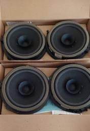 Título do anúncio: Kit 4 alto falantes ford ka 2014 a 2021 novos originais