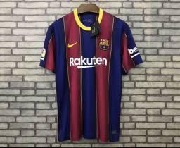 Promoção Camisa Barcelona(Pronta Entrega)