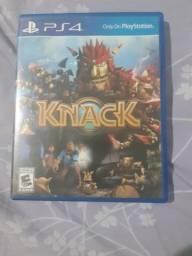 Título do anúncio: JOGO KNACK PARA PS4
