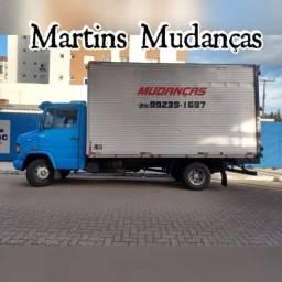 Mudançaaaas e Viageeeens Martins RS