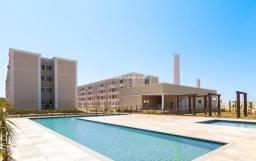 Apartamento à venda com 2 dormitórios em Tiradentes, Campo grande cod:982