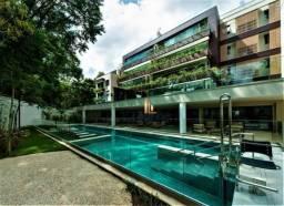 Apartamento Triplex com 3 suítes, 4 vagas, pronto para morar, alto padrão em alto de Pinhe
