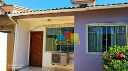 Casa com 2 dormitórios à venda, 75 m² por R$ 280.000,00 - Atlântica - Rio das Ostras/RJ