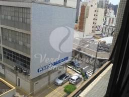 Apartamento à venda com 1 dormitórios em Centro, Campinas cod:AP008050