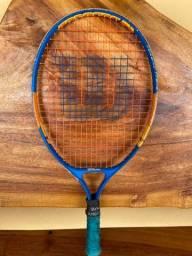 Raquete de Tênis Wilson infantil usada