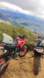 Título do anúncio: Xr200 moto preparada