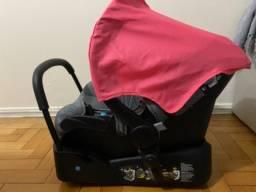 Carrinho e bebê conforto Safety