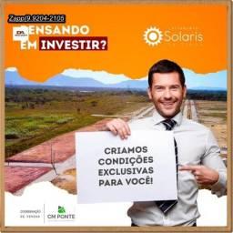 Loteamento Solaris - Venha investir - !@!@