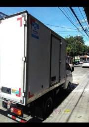 Título do anúncio: Frete bau frete caminhão sjsjs