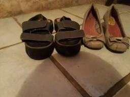 Vendo sapatos numeração variada