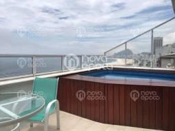 Apartamento à venda com 4 dormitórios em Copacabana, Rio de janeiro cod:IP4CB55280