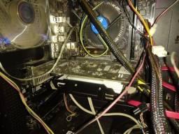Kit gamer processador i39100f ,gtx750ti2gb, placa mãe e ram