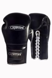 Título do anúncio: Luvas de Boxe/ kickboxing/ Muay Thai - De couro e importadas!