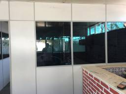 Título do anúncio: Vidros de divisorias compro