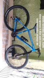 Vendo ou troco bicicleta aro 29