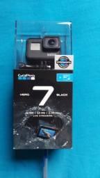Título do anúncio: GoPro Hero 7 Black + Kit Acessórios