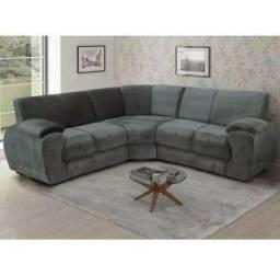 Sofa De Canto Verona Direto da fábrica