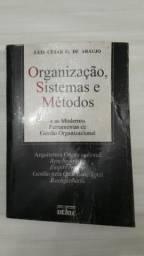 """Livro """"Organização, Sistemas e Métodos"""""""