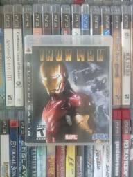 Iron Man Jogo de Ps3