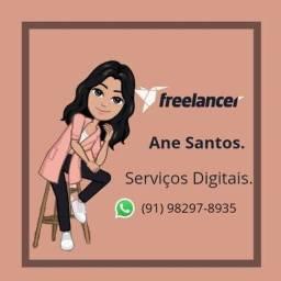 Serviços Digitais Ane Santos