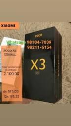Xiaomi POCO X3 Lacrado 6gb/128gb