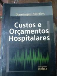 Livros custo e contabilidade